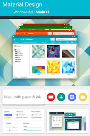 material design for windows 8 8 1 by minht11 on deviantart