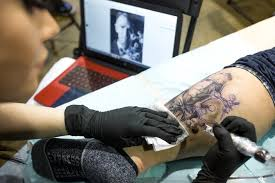 photos from the tattoo convention phillyvoice