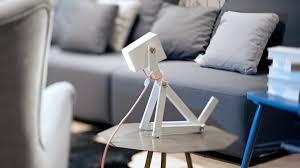 alluring light wooden table lamp design ideas offer geometric