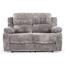 Electric Recliner Sofa Asturias Fabric 2 Seater Recliner Sofa With Console Next Day