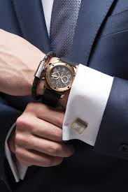 bracelet gold leather man images Black and rose gold mens bracelet the best of 2018 jpg