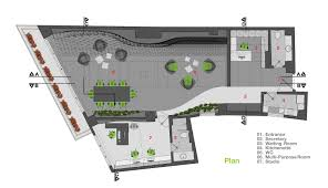 Design Floor Plans Gallery Of Diyar Media Studio Rena Design 19