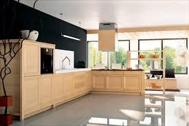 cuisine en chene blanchi cuisine chene blanchi meuble cuisine chene merveilleux