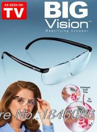 magnifying eyeglasses with light as seen on tv big vision plastic glasses 250 160 degrees a magnifying glasses as