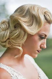 Vintage Wedding Hairstyles 30 Utterly Gorgeous Vintage Wedding Hairstyles 2745644 Weddbook