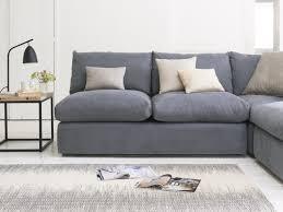 Corner Sofa Bed With Storage by Chatnap Corner Sofa Bed Modular Storage Sofa Loaf Loaf