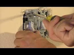 dimmer switch installation single pole by everything home tv