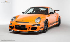 orange porsche 911 gt3 rs used 2006 porsche 911 gt3 997 gt3 rs for sale in guildford