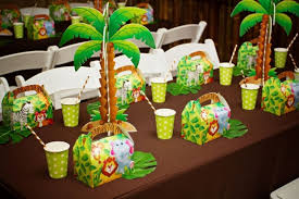 jungle birthday party monkey themed jungle birthday party gallery picture cake design