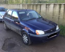 for spares or repair 2000 u0027x u0027 reg ford fiesta in grantham