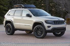 Jeep Grand Cherokee U2013 Pictures Information And Specs Auto