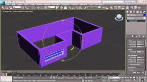 3ds max simple house tutorial hd 720p youtube