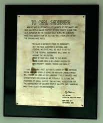 carl sanburg national historic site