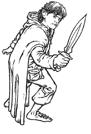 lord of the rings coloring pages beautiful 3512