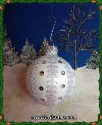 148 best crafts sequin ornaments images on sequin