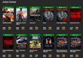 xbox1 black friday deals christmas deals on xbox one games games ojazink