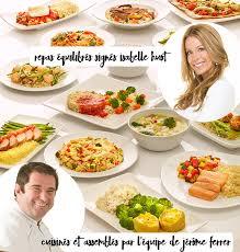 plats cuisinés à domicile repas minceur prêt à manger kilo solution
