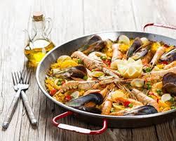 cuisiner une paella paëlla rapide cuisine az