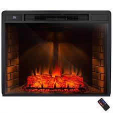 akdy fp0017 33 in freestanding electric fireplace insert heater