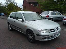 view of nissan almera 1 8 16v at photos video features and