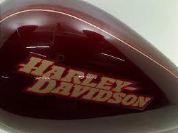 harley davidson flht electra glide standard 2007 2008 fuel gas