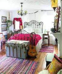 style chambre minimalist boho style room bed ideas to help you get