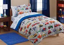 Thomas The Train Twin Comforter Set Boys Train Bedding Ebay