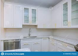 sink kitchen cabinet base repair installing new in modern kitchen of installation base for