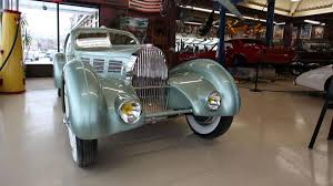replica bugatti 1935 bugatti aerolithe re creation completed lost magnesium