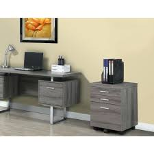 home depot office storage cabinets 3 drawer file cabinet with castors in dark taupe reclaimed look home depot canada office desks home depot office filing