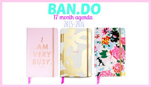 ban do 17 month classic agenda first impression review youtube