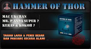 jual hammer of thor asli di bandung cod