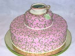 teacup cake for a bridal shower by cakesuite serving connecticut