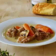comment cuisiner une blanquette de veau blanquette de veau traditional recipe 196 flavors