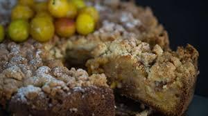cuisiner les mirabelles streusel aux mirabelles et à la cannelle recette par leïla