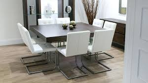 square table for 12 contemporary square dining table dining modern square dining table