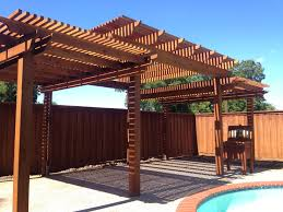 slanted roof house pergola design fabulous steel pergola plans sloped roof pergola