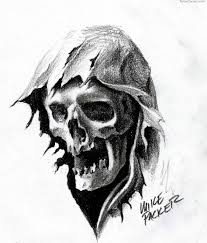 grim reaper tattoo art and designs page 17