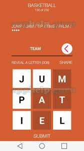letterpad basketball game help guru