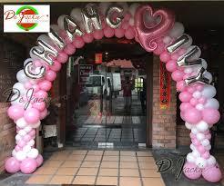balloon decorations for weddings birthday balloon