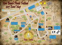 Vero Beach Florida Map Vendor Info Vero Beach Pirate Festival