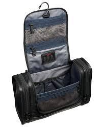 travel kit images Tumi alpha leather hanging travel kit gif