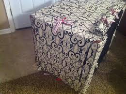 Dog Crate Covers Keepin U0027 Crafty Diy Dog Crate Cover