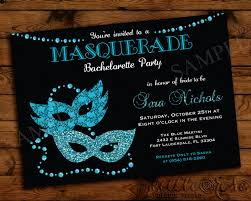 5 excellent halloween masquerade party invitation wording