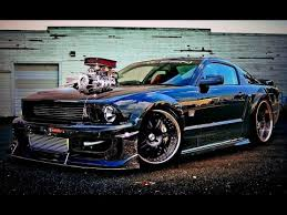 cool ford mustangs ford mustang custom modified cars from