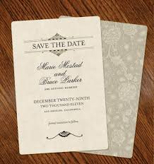 Date Invitation Card Wedding Save The Date Wedding Invitations Card Ideas With Black
