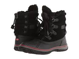 womens black boots canada pajar canada s shoes sale