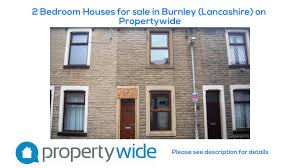 2 bedroom houses for sale in burnley lancashire on propertywide