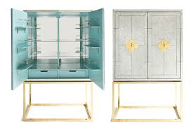 Jonathan Adler Bar Cabinet 25 Ways To Get Cozy This Fall Wsj