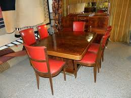 art deco dining room sets antique dining room furniture 1930 antique furniture